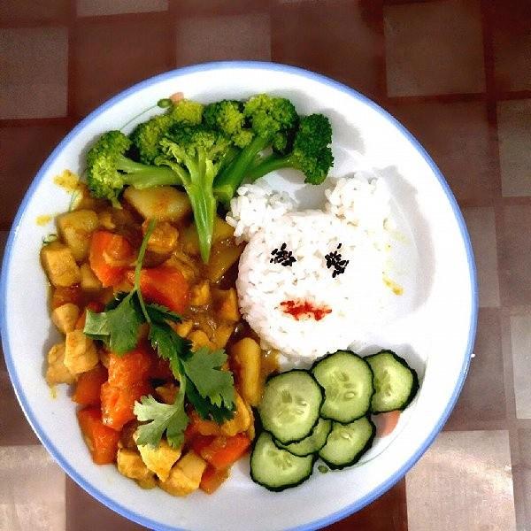 儿童营养餐