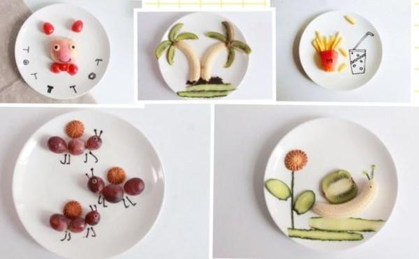 创意水果餐