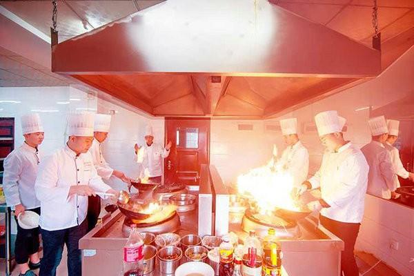 淮北厨师烹调班