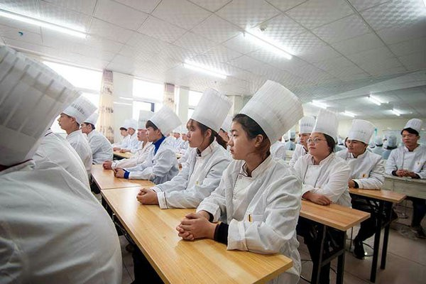 业余厨艺培训班