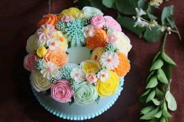 蛋糕裱花班